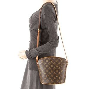 5f93ad657d3b Women s Louis Vuitton Drouot on Poshmark
